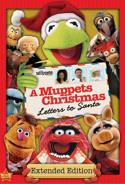머펫츠 크리스마스: 레터스 투 산타