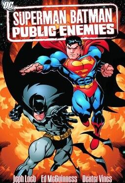슈퍼맨/배트맨: 퍼블릭 에너미