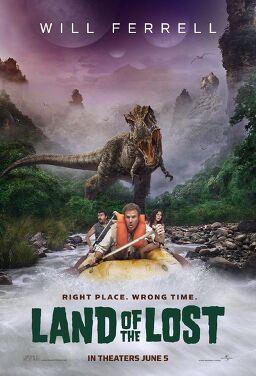 로스트 랜드 : 공룡 왕국