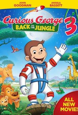 호기심 많은 조지3 : 정글로 돌아가기