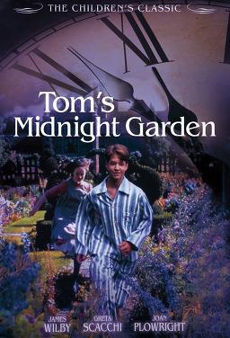 한밤중 톰의 정원에서