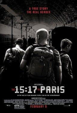 15시 17분 파리행 열차