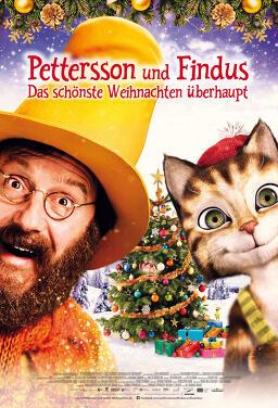 페테르손과 핀두스 2 - 가장 멋진 크리스마스