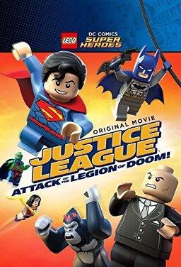 레고 DC코믹스 슈퍼히어로 저스티스 리그 – 둠 군단의 공격