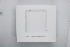샤오미 USB C타입 45W 충전기 개봉기 : 저렴하고, 스펙 좋고, 예쁘기까지?!
