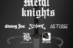 츠바이핸더 메탈 나이츠 (Zweihänder Metal Knights)