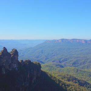 시드니 여행 D+2: 눈부신 푸른빛의 호주 블루마운틴(Blue Mountain) 투어