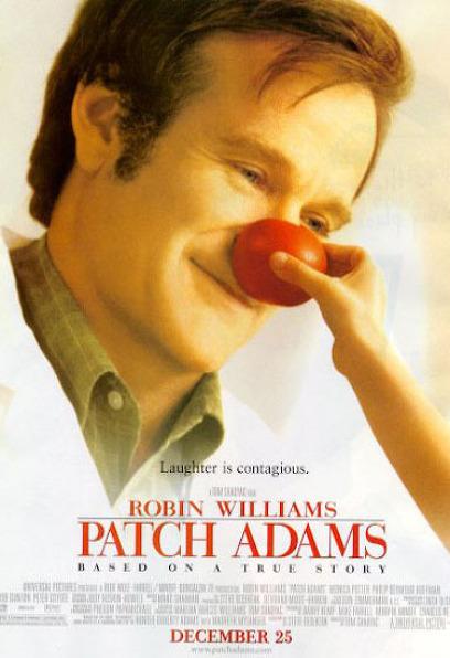 패치 아담스 포스터