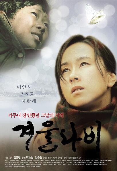 겨울나비 포스터