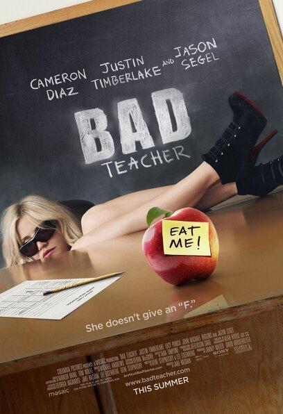 배드 티처 포스터