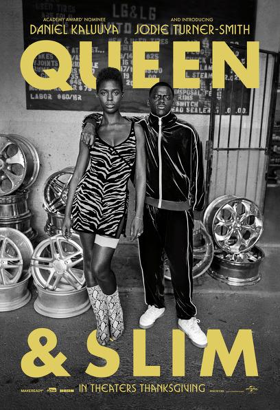 퀸 & 슬림 포스터