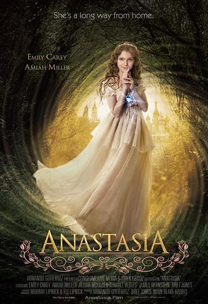 아나스타시야 포스터