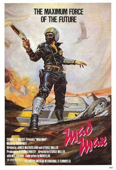 매드 맥스 포스터