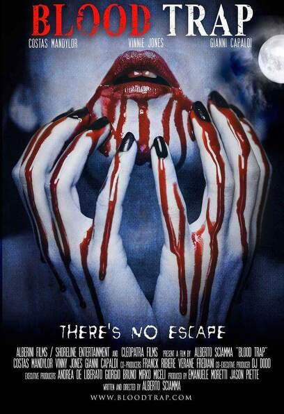 바이트:보이지 않는 위험 포스터