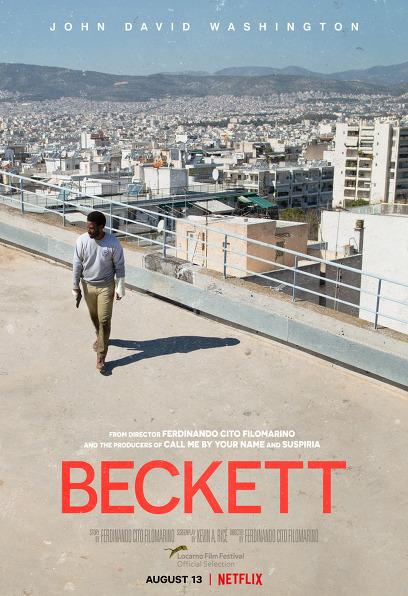베킷 포스터
