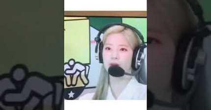 아육대 본방사수중인 트와이스 다현 인스타그램 스토리 ㅋㅋ | 인스티즈