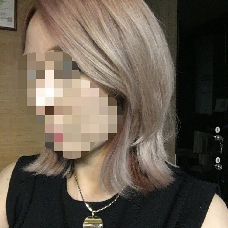 모발클리닉, 전체염색