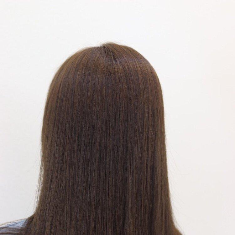 탈색, 전체염색, 여성컷, 블로우드라이, 아이롱드라이