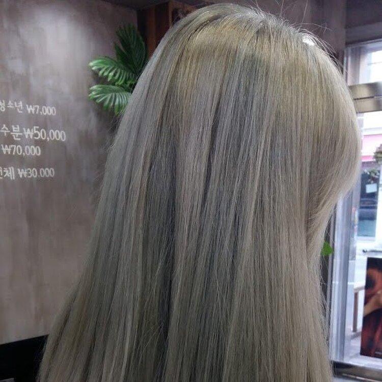 블랙빼기, 탈색, 붙임머리염색, 복구염색, 전체염색, 가발염색