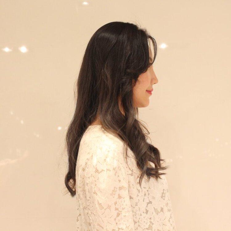 여성컷, 블로우드라이, 아이롱드라이