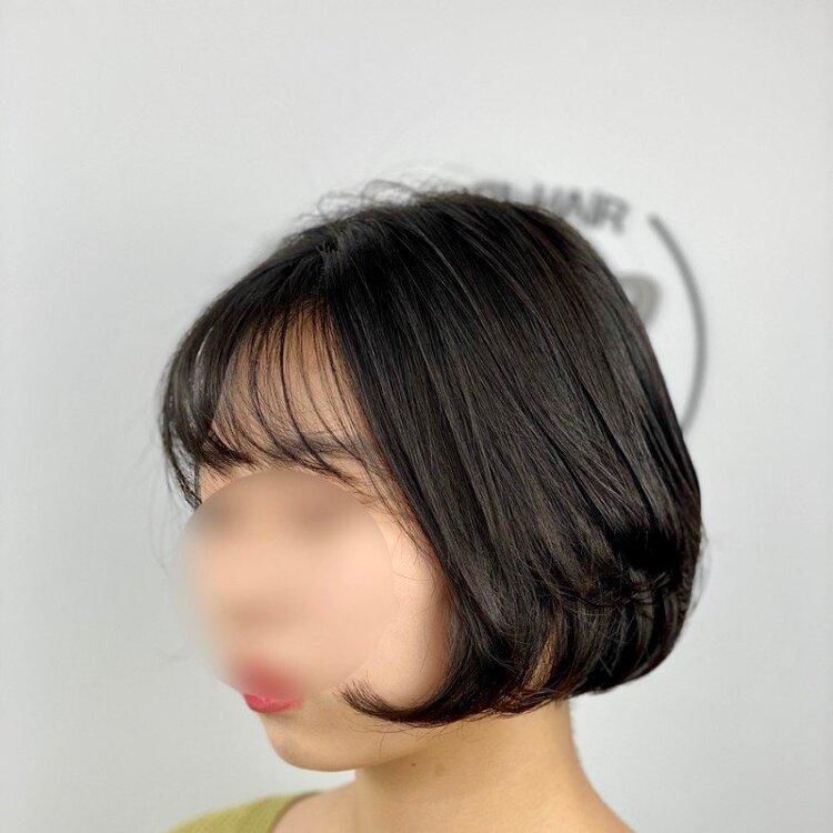 여성컷, 디지털펌, 뿌리볼륨
