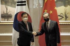 韓 '북미 협상'·'시진핑 방한' 강조했는데..美·中 발표에는 없어