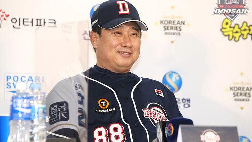 '7년 연속 한국시리즈 도전' 김태형 감독의 지난 6년간 성적은?