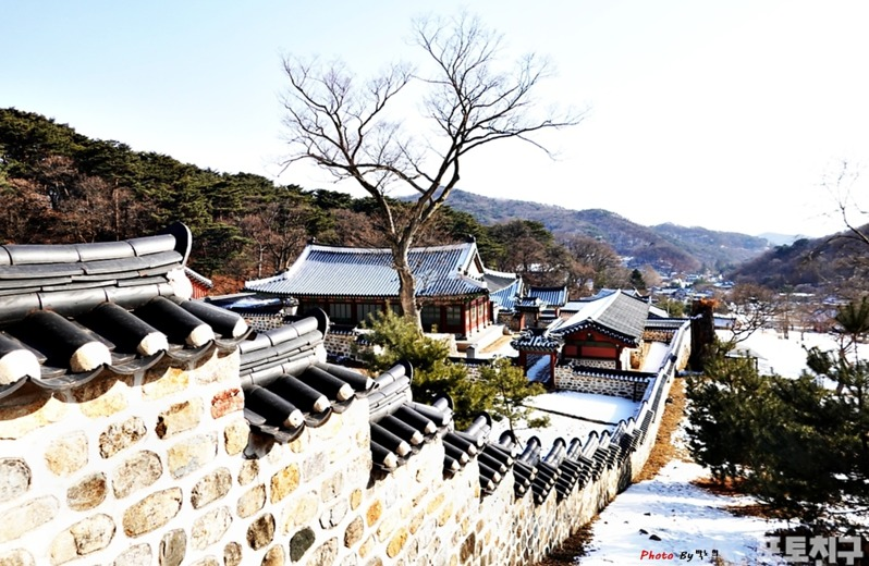 [포토친구] 남한산성 행궁 겨울