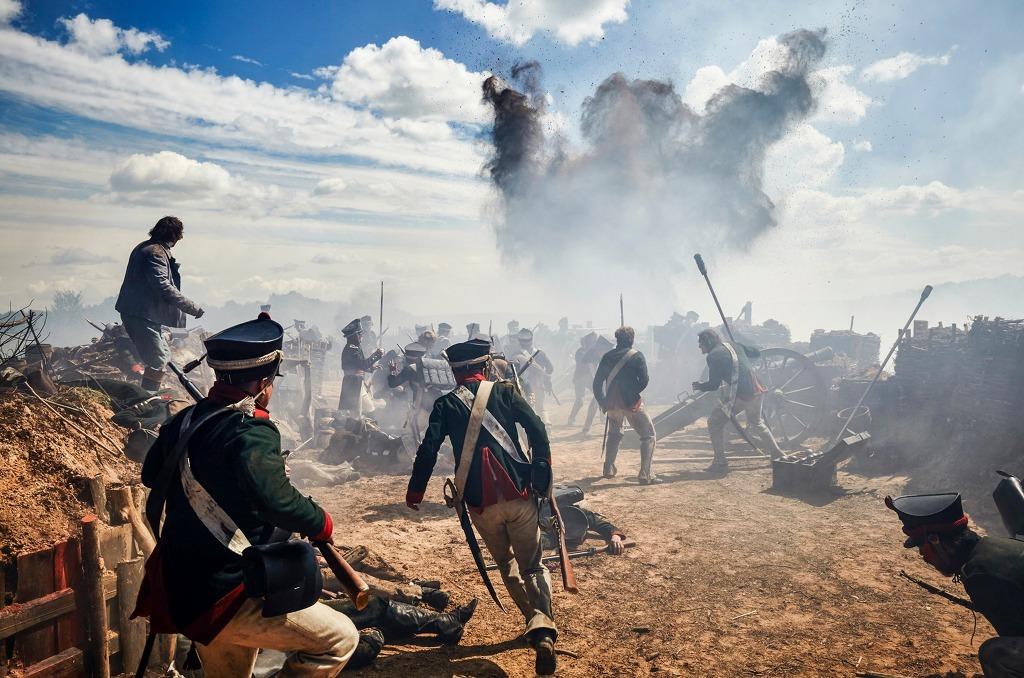 BBC가 250억 들여 만든 톨스토이 원작의 전쟁과 평화