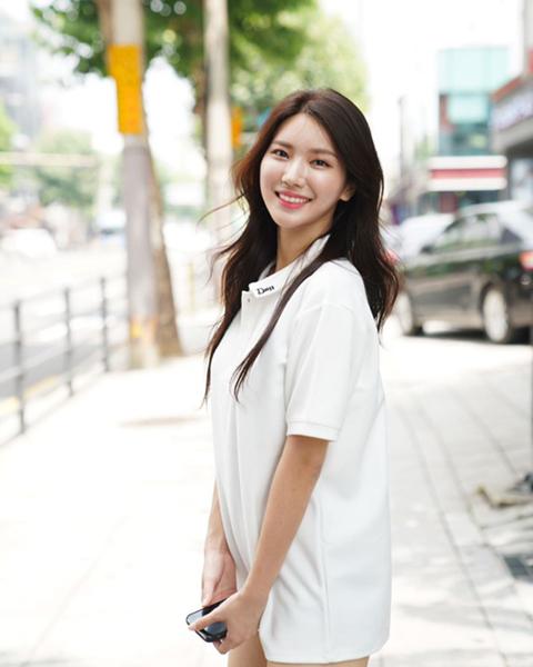 아이돌 출신 모델 겸 필라테스 강사
