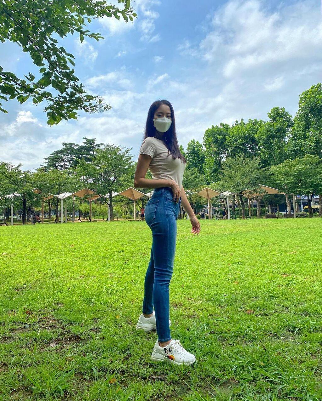 모델 김주희 사진 모음 - 꾸르