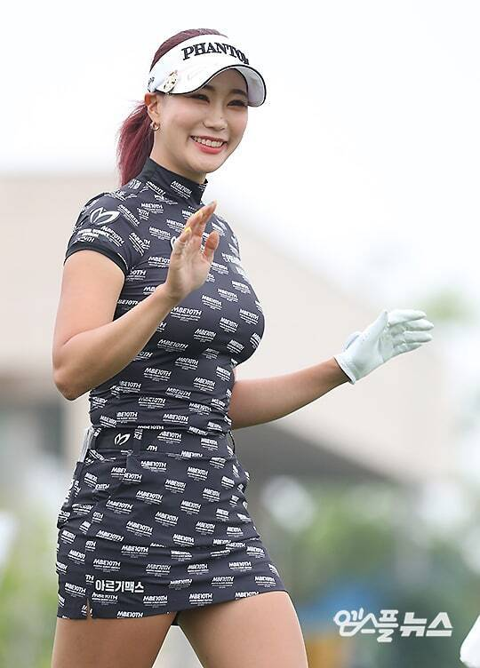 골프여신 유현주