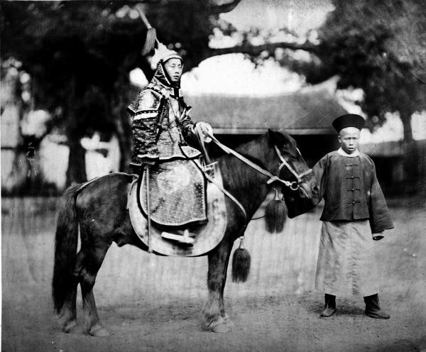 중국에서 가장 두려워했던 민족 - 꾸르