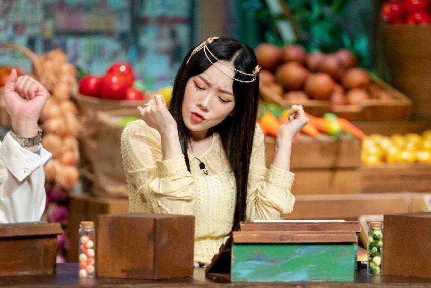 수수리걸 태연 놀토 나이스 원샷 모음 - 꾸르