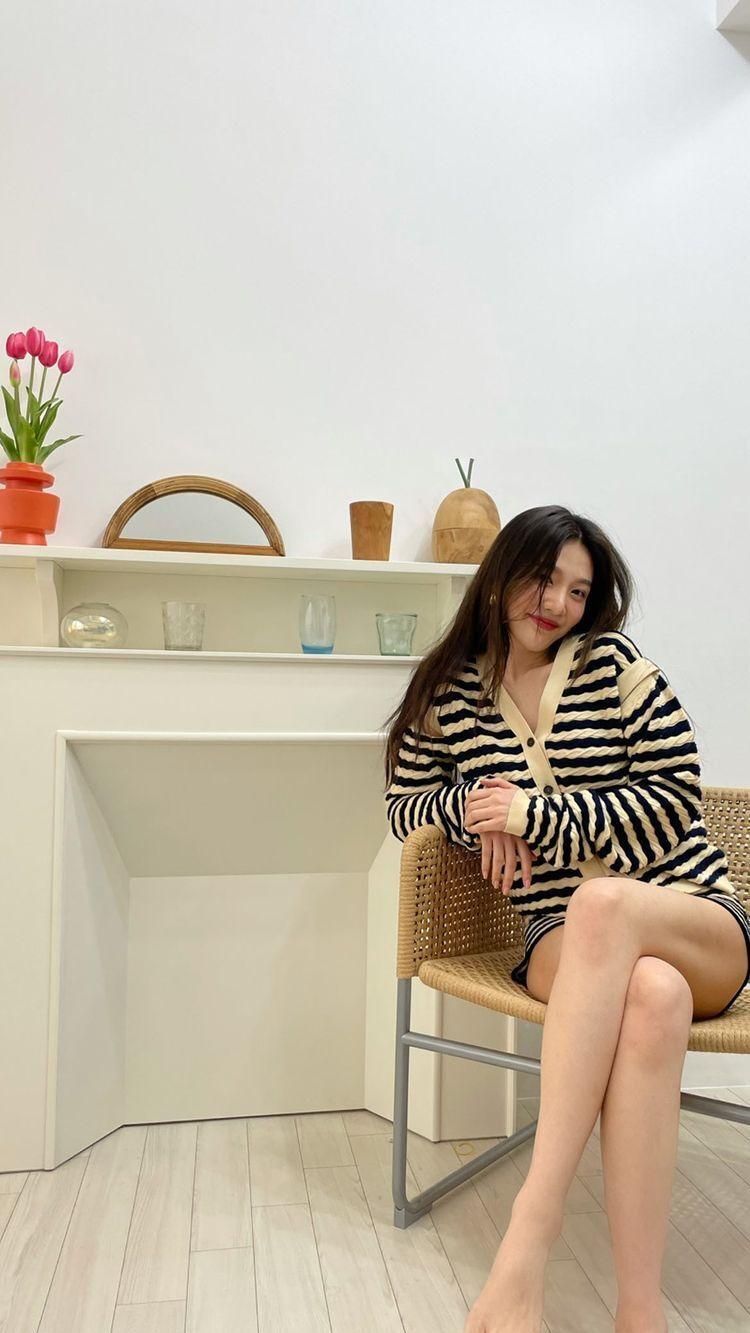 레드벨벳 조이 인스타그램 - 꾸르