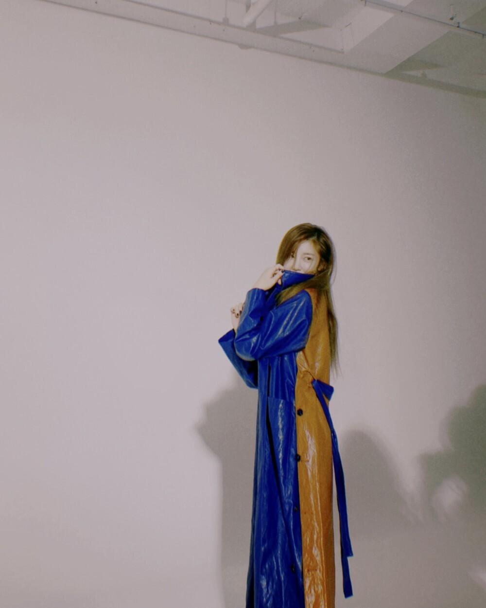 전효성 최근 화보 + 비하인드 컷 - 꾸르
