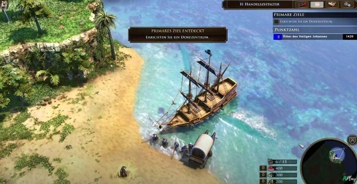 에이지 오브 엠파이어3 결정판(리마스터) 그래픽