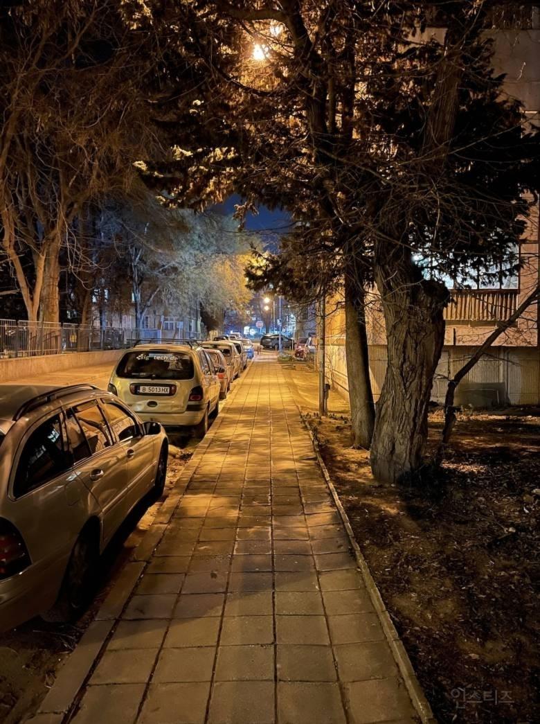 갤럭시 S21 울트라 vs 아이폰 12 프로 맥스 카메라 비교 - 꾸르