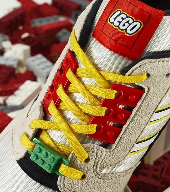 레고 X 아디다스 L - ZX 8000