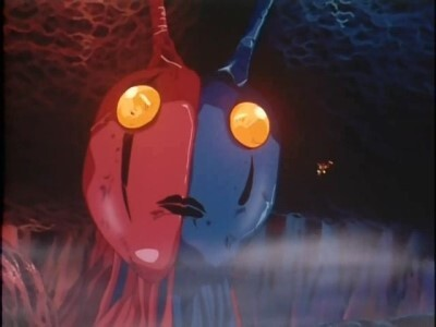 로봇만화 용자시리즈의 최종보스들 - 꾸르