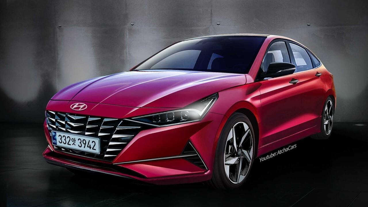 2020년 현대자동차 출시 차량 정보