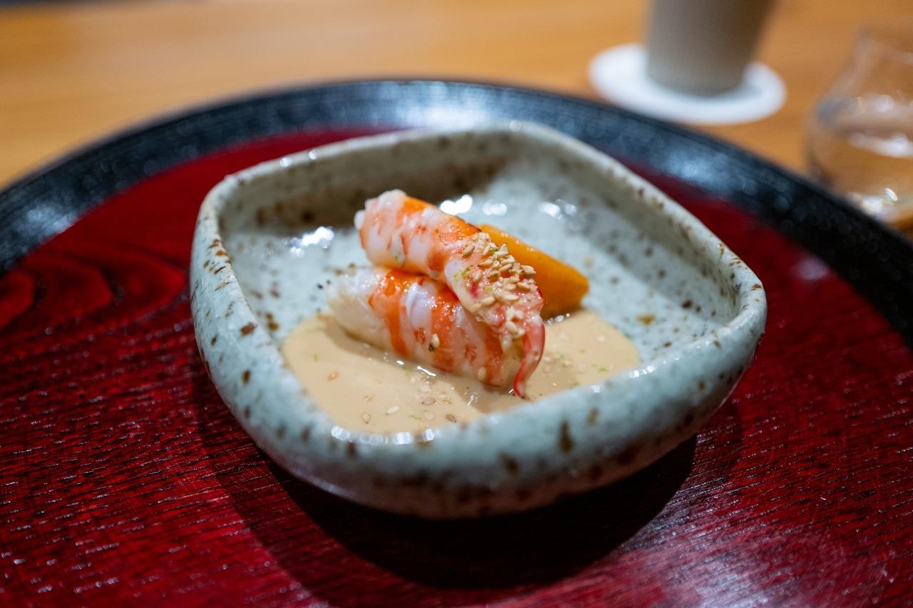 Prawn dish of Muni ⓒsouthsea_morning