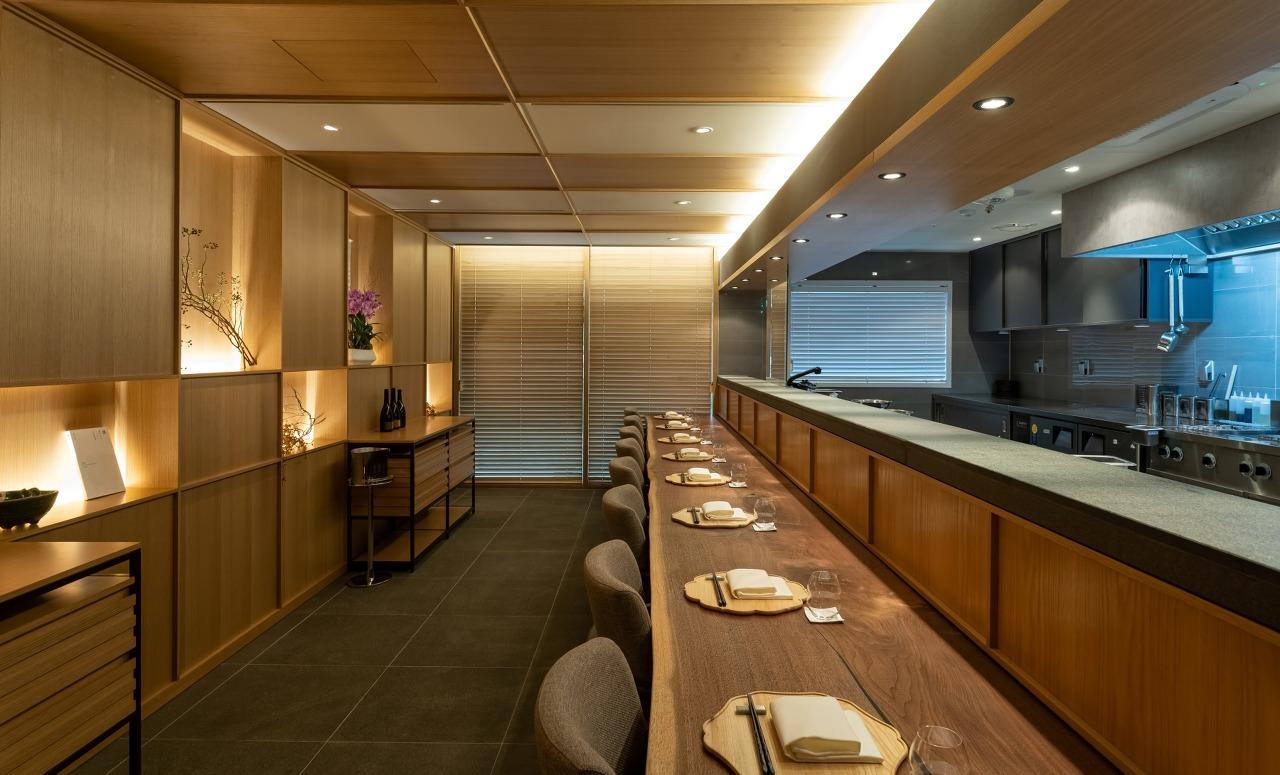 Tenjimon's dining hall (Pic: Tenjimon)