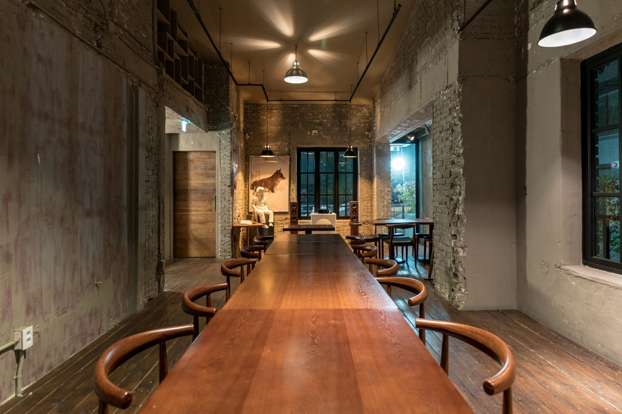Private dining hall at the 2nd floor (Pic: Antitrust)