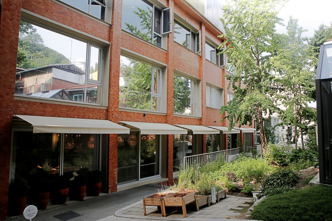 Zero Complex is located in a cultural complex (Pic: Julia Lee)