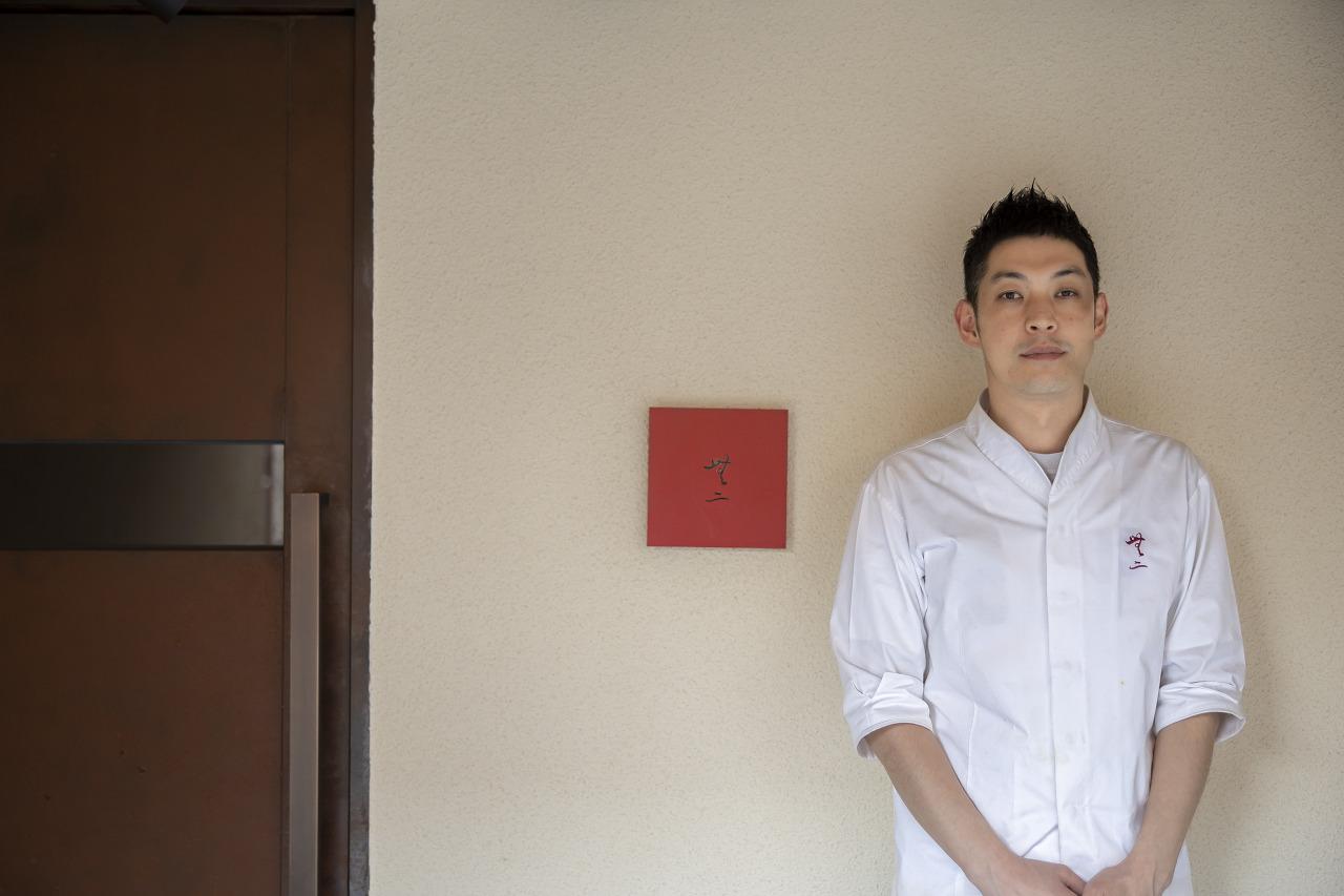 Chef Kim Dong-wook of Muni ⓒYuchan Jung