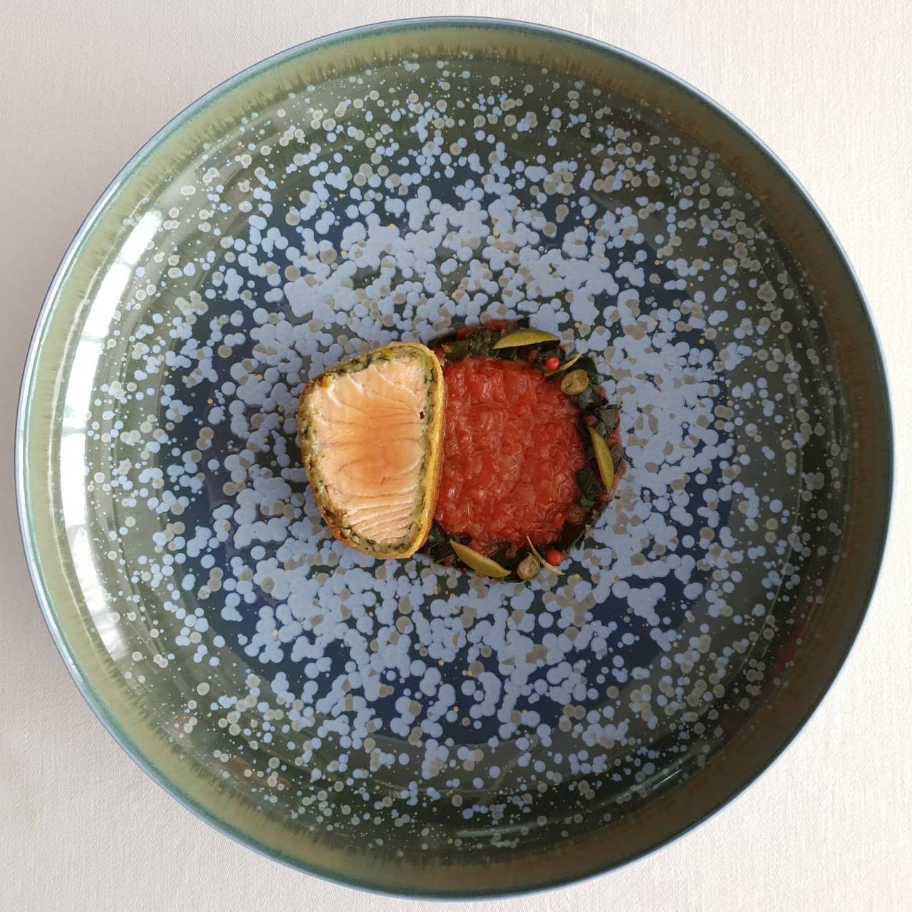 Herb Croustillant Salmon (Pic: Épanoui)