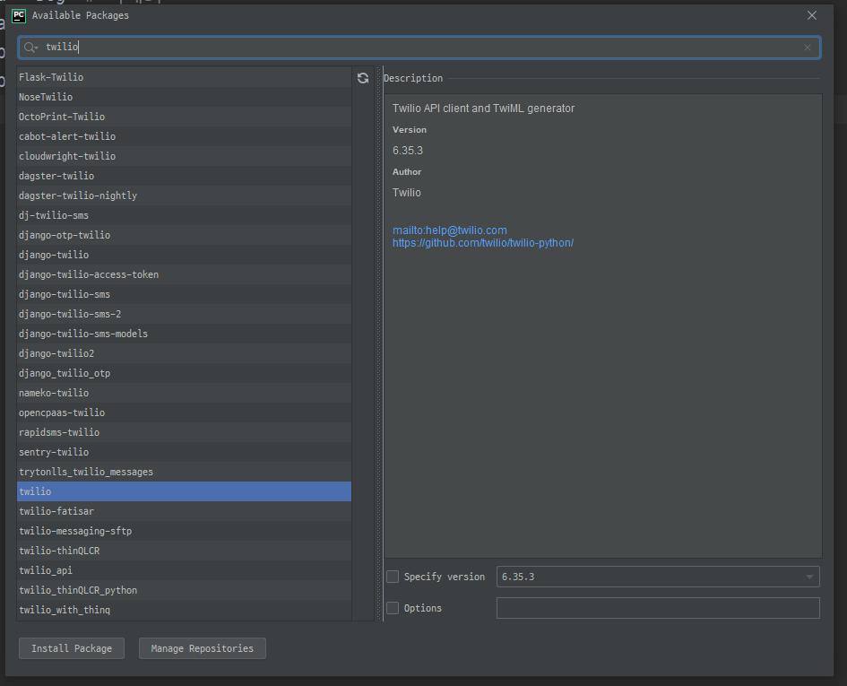파이썬 파이참으로 라이브러리 설치방법