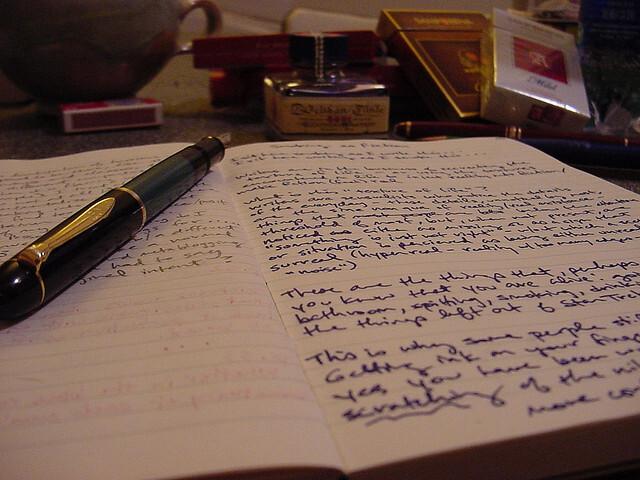 좋은 글 쓰기 3 – 글쓰는 버릇을 들이자