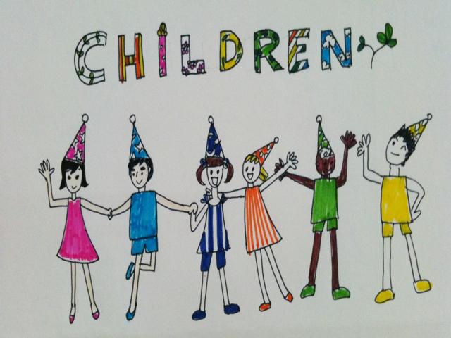 어린이, 우리의 희망